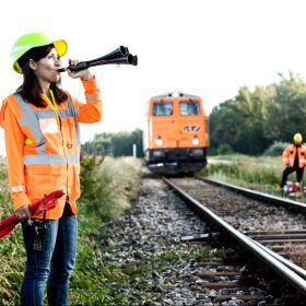 Rail Transport Service<span>corporate shoot</span>