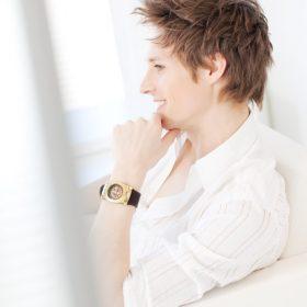 Magazine Jewel<span>Schmuck-Portraitserie weiß</span>