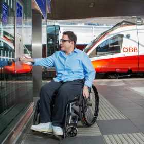 myAbility<span>campaign for accessability on trains</span>