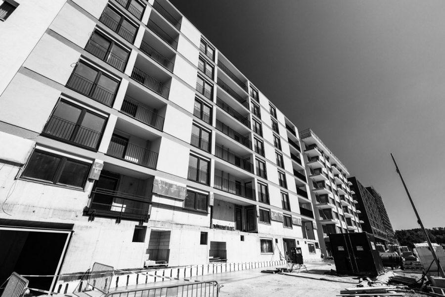 Erdberger Lände Art-Invest Baustelle